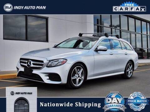 2017 Mercedes-Benz E-Class for sale at INDY AUTO MAN in Indianapolis IN