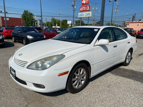 2004 Lexus ES 330 for sale at 4th Street Auto in Louisville KY