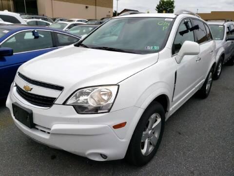 2012 Chevrolet Captiva Sport for sale at Glory Auto Sales LTD in Reynoldsburg OH