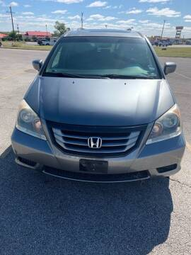 2009 Honda Odyssey for sale at AUTOS MY HOBBY in Converse TX