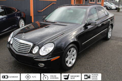 2008 Mercedes-Benz E-Class for sale at Sabeti Motors in Tacoma WA