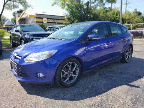 2013 Ford Focus for sale at Paramount Motors in Taylor MI