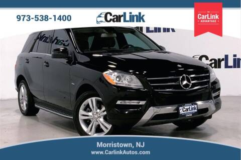 2012 Mercedes-Benz M-Class for sale at CarLink in Morristown NJ
