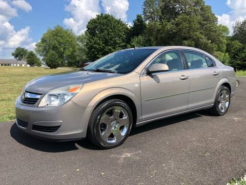 2008 Saturn Aura for sale at COUNTRYSIDE AUTO SALES 2 in Russellville KY