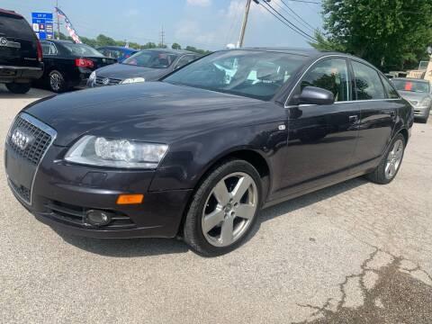 2008 Audi A6 for sale at STL Automotive Group in O'Fallon MO