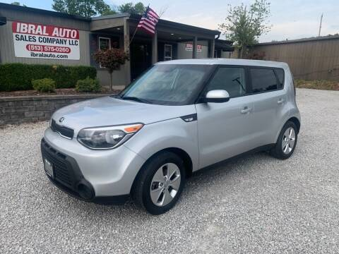 2014 Kia Soul for sale at Ibral Auto in Milford OH