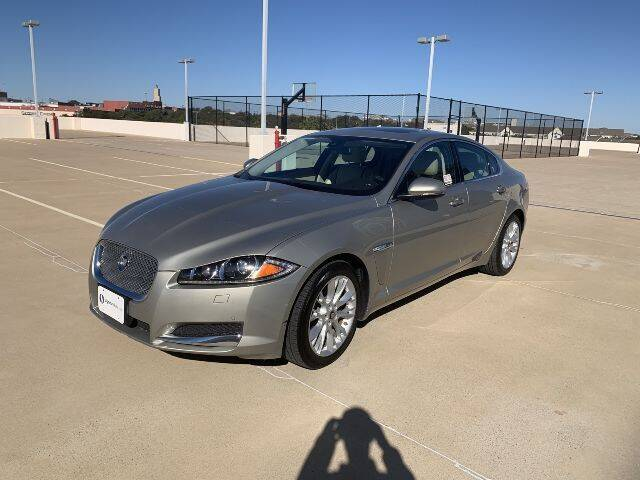 2013 Jaguar XF for sale at SIGNATURE Sales & Consignment in Austin TX