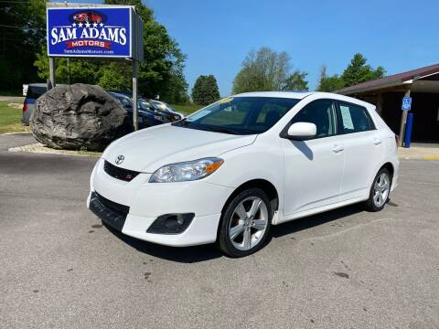 2009 Toyota Matrix for sale at Sam Adams Motors in Cedar Springs MI
