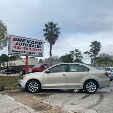 2012 Volkswagen Jetta for sale at Brevard Auto Sales in Palm Bay FL