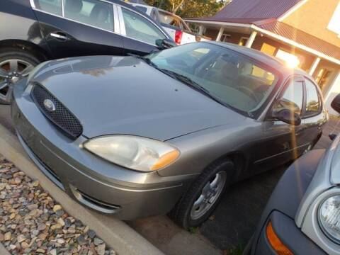 2004 Ford Taurus for sale at Geareys Auto Sales of Sioux Falls, LLC in Sioux Falls SD