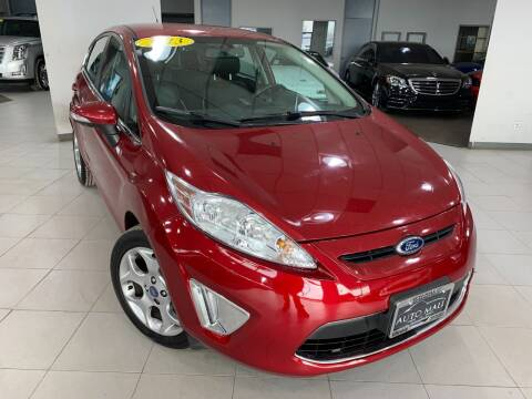 2013 Ford Fiesta for sale at Auto Mall of Springfield in Springfield IL