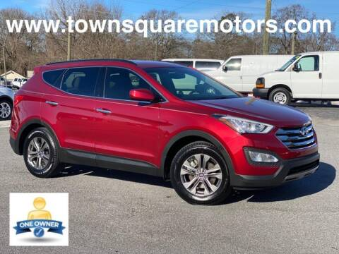 2014 Hyundai Santa Fe Sport for sale at Town Square Motors in Lawrenceville GA