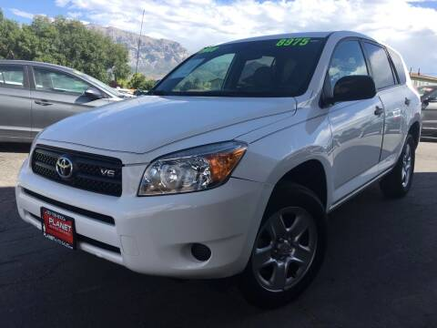2008 Toyota RAV4 for sale at PLANET AUTO SALES in Lindon UT