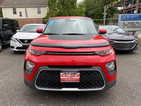 2020 Kia Soul for sale at Buy Here Pay Here Auto Sales in Newark NJ