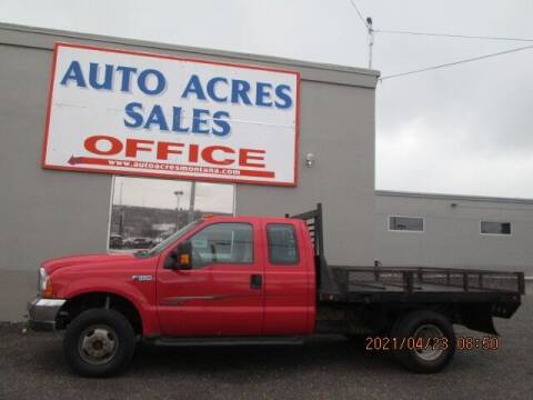 2000 Ford F-350 Super Duty for sale at Auto Acres in Billings MT