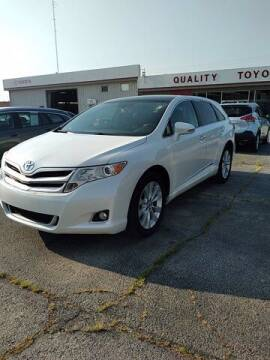 2013 Toyota Venza for sale at Quality Toyota in Independence KS