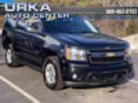 2012 Chevrolet Tahoe for sale at Urka Auto Center in Ludington MI
