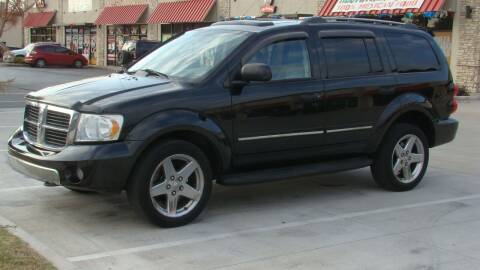 2007 Dodge Durango for sale at Red Rock Auto LLC in Oklahoma City OK