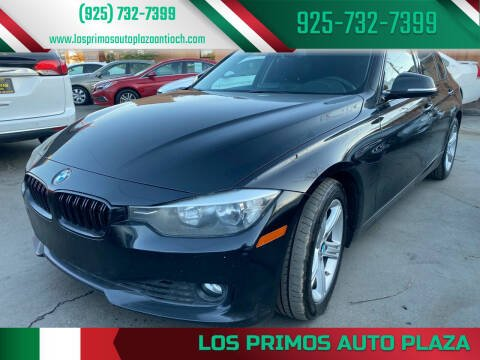 2015 BMW 3 Series for sale at Los Primos Auto Plaza in Antioch CA