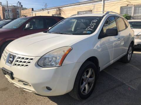 2008 Nissan Rogue for sale at Philadelphia Public Auto Auction in Philadelphia PA