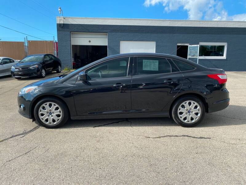 2012 Ford Focus for sale at Eagle Auto LLC in Green Bay WI