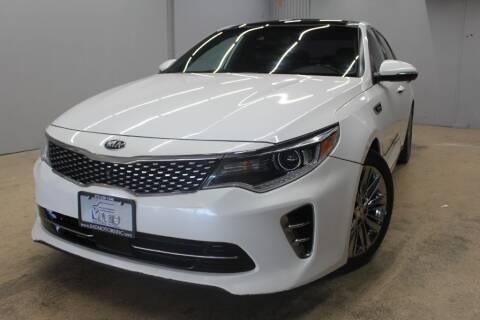 2016 Kia Optima for sale at Flash Auto Sales in Garland TX