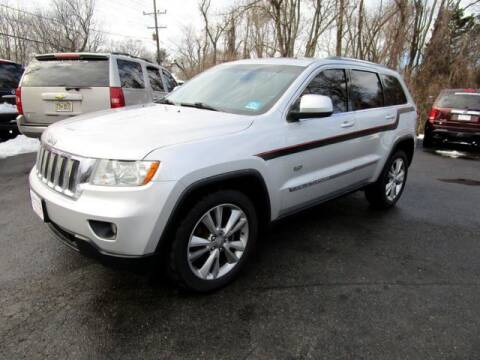 2011 Jeep Grand Cherokee for sale at American Auto Group Now in Maple Shade NJ