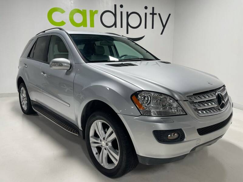2007 Mercedes-Benz M-Class for sale at Cardipity in Dallas TX