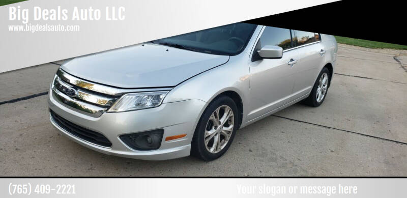 2012 Ford Fusion for sale in Lafayette, IN