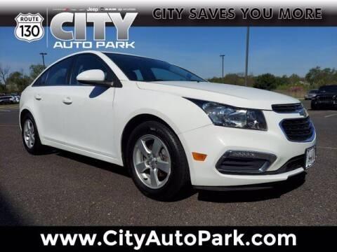 2016 Chevrolet Cruze Limited for sale at City Auto Park in Burlington NJ