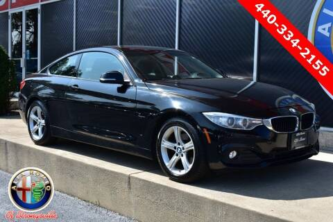 2014 BMW 4 Series for sale at Alfa Romeo & Fiat of Strongsville in Strongsville OH