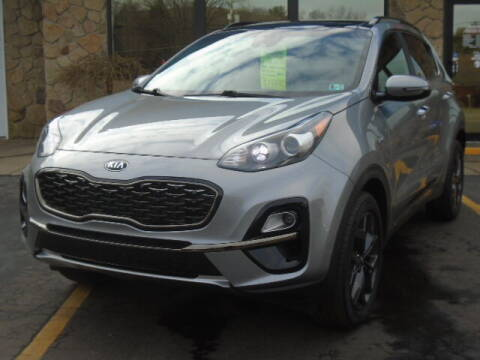 2020 Kia Sportage for sale at Rogos Auto Sales in Brockway PA