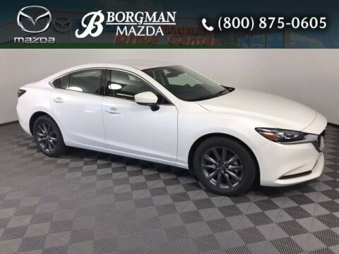 2019 Mazda MAZDA6 for sale at BORGMAN OF HOLLAND LLC in Holland MI