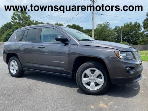 2015 Jeep Compass for sale at Town Square Motors in Lawrenceville GA