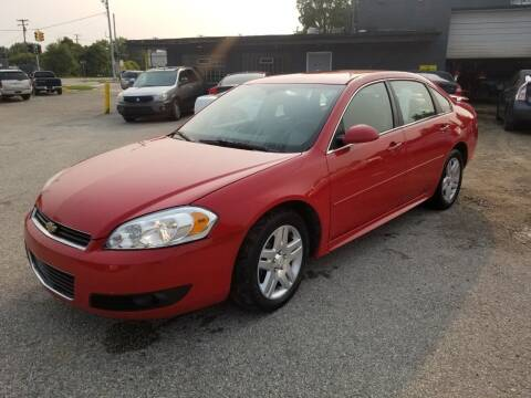 2010 Chevrolet Impala for sale at D & D All American Auto Sales in Mt Clemens MI