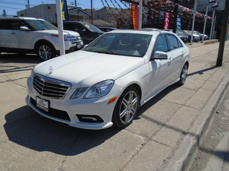 2011 Mercedes-Benz E-Class for sale at CAR CENTER INC in Chicago IL