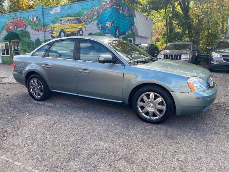 2007 Ford Five Hundred for sale at Showcase Motors in Pittsburgh PA