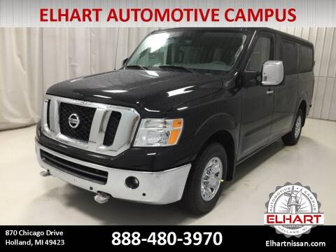 2020 Nissan NV Passenger for sale at Elhart Automotive Campus in Holland MI