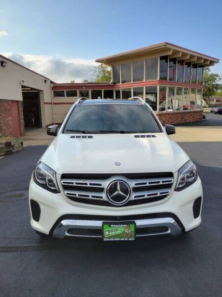 2017 Mercedes-Benz GLS for sale at MR Auto Sales Inc. in Eastlake OH