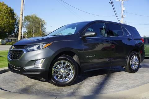 2020 Chevrolet Equinox for sale at Platinum Motors LLC in Heath OH