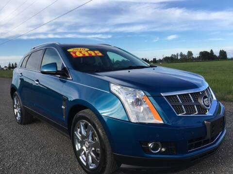 2010 Cadillac SRX for sale at Low Price Auto and Truck Sales, LLC in Brooks OR