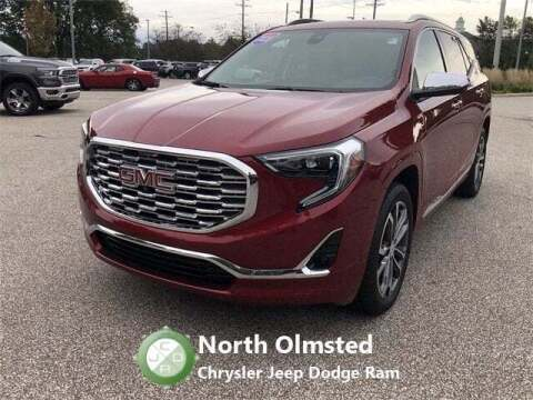 2020 GMC Terrain for sale at North Olmsted Chrysler Jeep Dodge Ram in North Olmsted OH