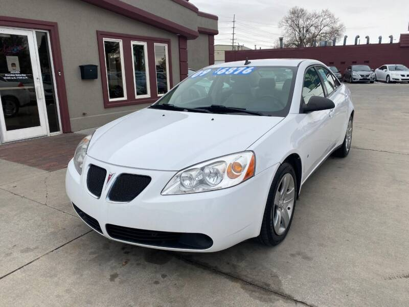 2009 Pontiac G6 for sale at Sexton's Car Collection Inc in Idaho Falls ID