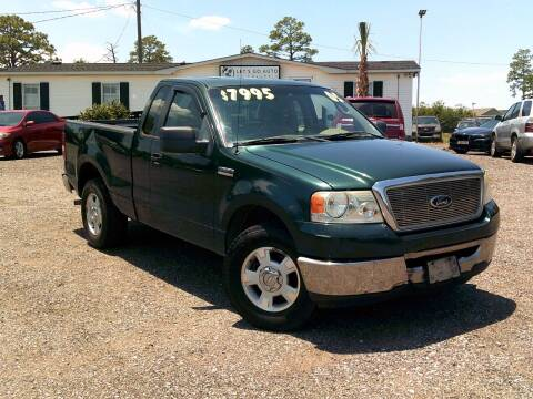 2007 Ford F-150 for sale at Let's Go Auto Of Columbia in West Columbia SC