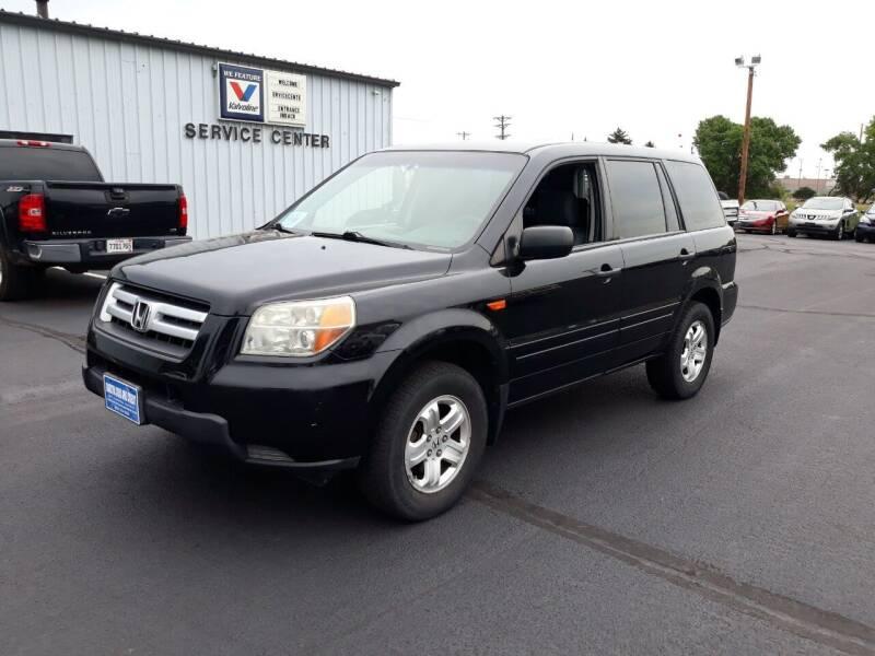 2007 Honda Pilot for sale at Dakota Cars and Credit LLC in Sioux Falls SD