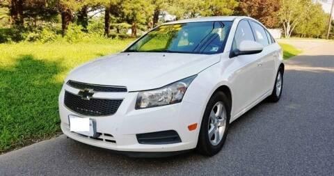 2014 Chevrolet Cruze for sale at Bricktown Motors in Brick NJ