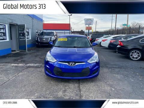 2014 Hyundai Veloster for sale at Global Motors 313 in Detroit MI