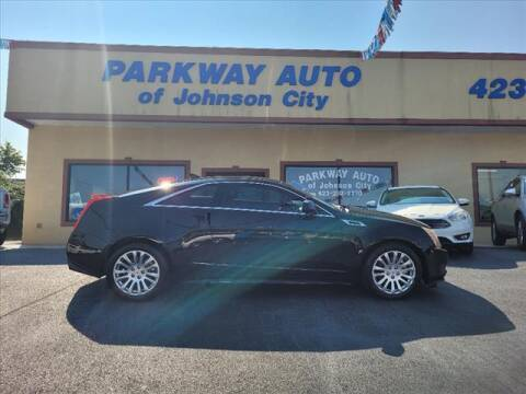 2013 Cadillac CTS for sale at PARKWAY AUTO SALES OF BRISTOL - PARKWAY AUTO JOHNSON CITY in Johnson City TN