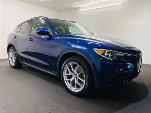 2019 Alfa Romeo Stelvio for sale at Champagne Motor Car Company in Willimantic CT