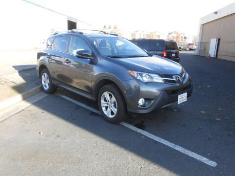 2014 Toyota RAV4 for sale at Sutherlands Auto Center in Rohnert Park CA